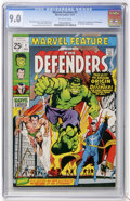 Bronze Age (1970-1979):Superhero, Marvel Feature #1 (Marvel, 1971) CGC VF/NM 9.0 Off-white pages....