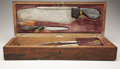 Military & Patriotic:Civil War, Civil War Era Cased Set of Surgeon's Instruments,...