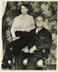 Autographs:U.S. Presidents, Franklin D. Roosevelt: Signed Photograph as President-Elect....