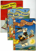 Golden Age (1938-1955):Cartoon Character, Looney Tunes and Merrie Melodies Comics Group (Dell, 1944-48)Condition: Average VG+.... (Total: 12 Comic Books)