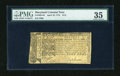 Colonial Notes:Maryland, Maryland April 10, 1774 $1/2 PMG Choice Very Fine 35....