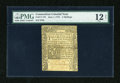 Colonial Notes:Connecticut, Connecticut June 1, 1773 5s PMG Fine Net 12....