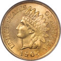 Indian Cents, 1904 1C MS67 Red PCGS....