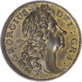 Colonials, (Undated FARTH Hibernia Farthing Pattern SP64 PCGS....
