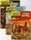 Golden Age (1938-1955):Classics Illustrated, Classics Illustrated First Editions Group (Gilberton, 1955-58)....(Total: 11 Comic Books)