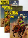 Golden Age (1938-1955):Classics Illustrated, Classics Illustrated First Editions Group (Gilberton, 1951-53).... (Total: 14 Comic Books)