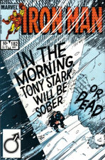 Issue cover for Issue #182