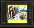 "Movie Posters:Adventure, Soldiers of the Storm (Columbia, 1933). Glass Slide (3.25"" X 4"").Adventure...."