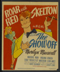 "Movie Posters:Comedy, The Show-Off (MGM, 1946). Window Card (14"" X 17""). Comedy...."