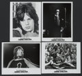 "Movie Posters:Rock and Roll, Gimme Shelter (20th Century Fox, 1970). Stills (4) (8"" X 10""). Rockand Roll.... (Total: 4 Items)"