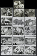 "Movie Posters:Animated, The Jungle Book (Buena Vista, 1967). Stills (21) (8"" X 10""). Animated.... (Total: 21 Items)"