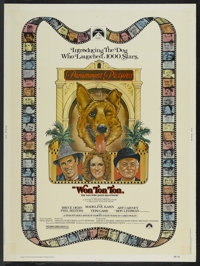 "Won Ton Ton, the Dog Who Saved Hollywood (Paramount, 1976). Poster (30"" X 40""). Comedy"