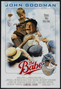 "Movie Posters:Sports, The Babe (Universal, 1992). One Sheet (27"" X 40"") DS Advance. Sports...."