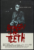 "Movie Posters:Documentary, Between the Teeth (Todo Mundo, 1994). One Sheet (27"" X 40"") SS. Musical Documentary...."