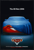 "Movie Posters:Animated, Cars (Buena Vista, 2006). One Sheet (27"" X 40"") DS Advance.Animated...."