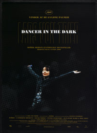"Dancer in the Dark (Angel Films, 2000). Danish One Sheet (24.5"" X 33.5"") SS. Drama"