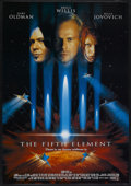 "Movie Posters:Science Fiction, The Fifth Element (Columbia, 1997). One Sheet (27"" X 40"") DS. Science Fiction...."