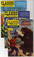 Silver Age (1956-1969):Classics Illustrated, Classics Illustrated Group (Gilberton, 1950s-60s).... (Total: 14Comic Books)