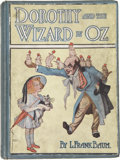 Books:Children's Books, L. Frank Baum. Dorothy and the Wizard in Oz. Illustrated byJohn R. Neill. Chicago: The Reilly & Britton Co. Pub...