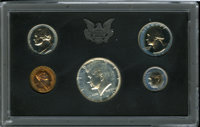 1970-S Proof Set Featuring No S Dime