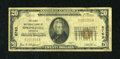 National Bank Notes:Arkansas, Springdale, AR - $20 1929 Ty. 1 The First NB Ch. # 8763. ...
