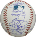 Autographs:Baseballs, 2005 Chicago White Sox Team Signed Baseball. One of the longest World Championship droughts came to an end this season, exo...