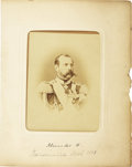 Photography:Cabinet Photos, Russian Tsar Alexander II and Family Cabinet Card Collection....