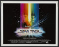 """Movie Posters:Science Fiction, Star Trek: The Motion Picture (Paramount, 1979). Half Sheet (22"""" X 28""""). Science Fiction...."""