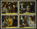 "Movie Posters:Comedy, Love Crazy (MGM, 1941). Lobby Cards (4) (11"" X 14""). Comedy.... (Total: 4 Items)"