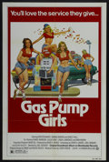 "Movie Posters:Bad Girl, Gas Pump Girls (Cannon, 1979). One Sheet (27"" X 41""). Bad Girl...."