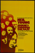 "Movie Posters:Rock and Roll, Journey Through the Past (New Line, 1973). Poster (24.5"" X 37"").Rock and Roll...."