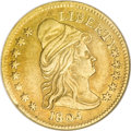 Early Quarter Eagles, 1804 $2 1/2 14 Star Reverse XF45 NGC....