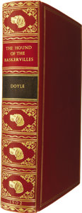 Books:First Editions, Arthur Conan Doyle. The Hound of the Baskervilles. AnotherAdventure of Sherlock Holmes. London: George Newnes, ...
