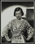 """Movie Posters:Miscellaneous, Adrianne Allen Publicity Still by Otto Dyar (Paramount, 1930s). Still (10.75"""" X 13.75""""). Miscellaneous...."""