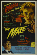 """Movie Posters:Horror, The Maze (Allied Artists, 1953). One Sheet (27"""" X 41""""). Horror...."""