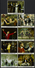 "Movie Posters:Musical, Funny Girl (Columbia, 1968). Mini Lobby Card Set of 9 (8"" X 10""). Musical.... (Total: 9 Items)"