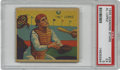 Baseball Cards:Singles (1930-1939), 1935 Diamond Stars Al Lopez #28 PSA EX 5. The long-time catcher Al Lopez used his knowledge of the game to become one of ba...
