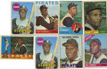 Baseball Cards:Lots, 1960-1969 Topps Baseball Roberto Clemente Collection (8). The iconic HOF outfielder of the Pittsburgh Pirates is featured on...