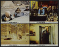 "Movie Posters:Academy Award Winner, The French Connection (20th Century Fox, 1971). Mini Lobby Cards(4) (8"" X 10""). Academy Award Winner.... (Total: 4 Items)"