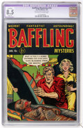 Golden Age (1938-1955):Horror, Baffling Mysteries #13 (Ace, 1953) CGC Apparent VF+ 8.5 Slight (A)Off-white to white pages....