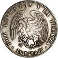 Chile: , Chile: Republic 8 Reales 1839-IJ, KM96.1, nice VF-XF, well-struckand very attractive....