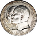 German States:Hesse-Darmstadt, German States: Hesse-Darmstadt. Ernst Ludwig 5 Mark 1904, KM373, Proof, matte obverse with mirror reverse, a nice example of this commemora...