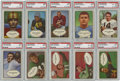 Football Cards:Sets, 1953 Bowman Football Complete Set (96). Offered is a 1953 Bowman Football complete set of 96 cards in varied condition. High...