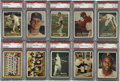 Baseball Cards:Sets, 1957 Topps Baseball Complete Set (407). Offered is a complete 1957 Topps Baseball set of 407 cards. A total of 19 cards have...