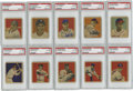 Baseball Cards:Sets, 1949 Bowman Baseball Complete Set (240). Offered is a complete 1949Bowman Baseball set of 240 cards. A total of 10 cards ha...