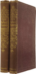 Books:First Editions, Charles Dickens. Our Mutual Friend. With Illustrations byMarcus Stone. In Two Volumes. London: Chapman and Hall...