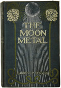 Books:First Editions, Garrett P. Serviss. The Moon Metal....