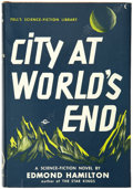 Books:First Editions, Edmond Hamilton. City at World's End....