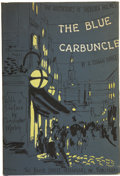 Books:First Editions, Arthur Conan Doyle. The Adventures of Sherlock Holmes. TheAdventure of The Blue Carbuncle....