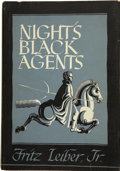 Books:First Editions, Fritz Leiber, Jr. Night's Black Agents....